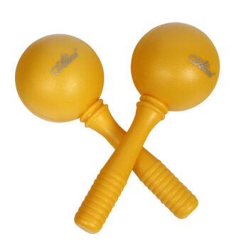 アリスA 045 M伴奏沙鎚リズム砂蛋打楽器黄色