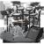 Roland ront dolamu TD 11 k TD 17 kl TD 17 kvx TD 25 kv専门电子ドラムTD 17 KVX+roラッドPM 100 supiカード+dolamu腰挂けセクト