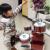 大きいサイズのドラ子供初心者のジャズドラムおもちゃ楽器1-3-6歳9歳の男の子がドラムを叩いてプレゼントします。