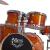 MESマイスBF 5255 Tドラームドラム5ドラム3闭架は、グラデーションオレンジを前売する(274)