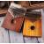 親指琴17音カリン・オルガン初心者楽器携帯指琴・リンパ琴・sparer 17音全シングルウッドの葉っぱタイプ