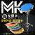 MK正品のダミードラムセット12インチのダミードラムパッドドラムトレーニング器子供用のジャズドラムバッティングボード初学入門ドラムブルーMKダミードラムパッド+ブラケット+ブラケット
