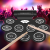 マイフィード(Mrphy)手巻電子ドラム成人子供初心者家庭用携帯型ドラム専門演奏尊享版