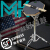 MK正品のダミードラムセット12インチのダミードラムパッドドラムトレーニング器子供用のジャズドラムバッティングボード初学入門ドラム緑色MKダミーパッド+ブラケット+ブラケット