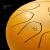 阿蘇州の空霊鼓12寸13音の大人の初心者の鋼舌鼓楽器の手の小皿の太鼓の猫の爪の金の黄色